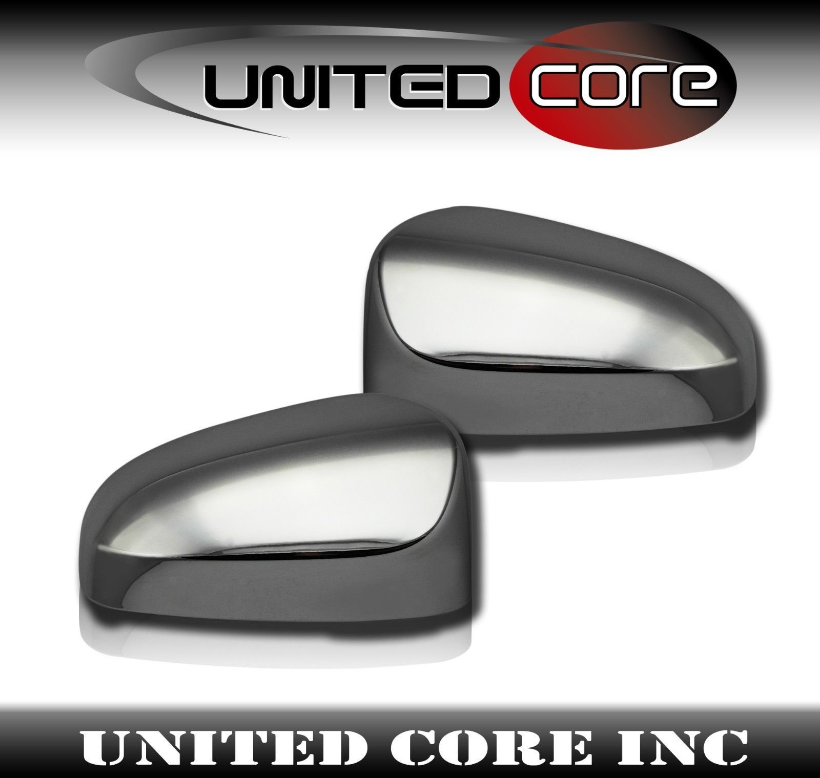 FOR 2012~2017 TOYOTA CAMRY Chrome 4 Door Handle Cover W//O PASSENGER KEYHOLE