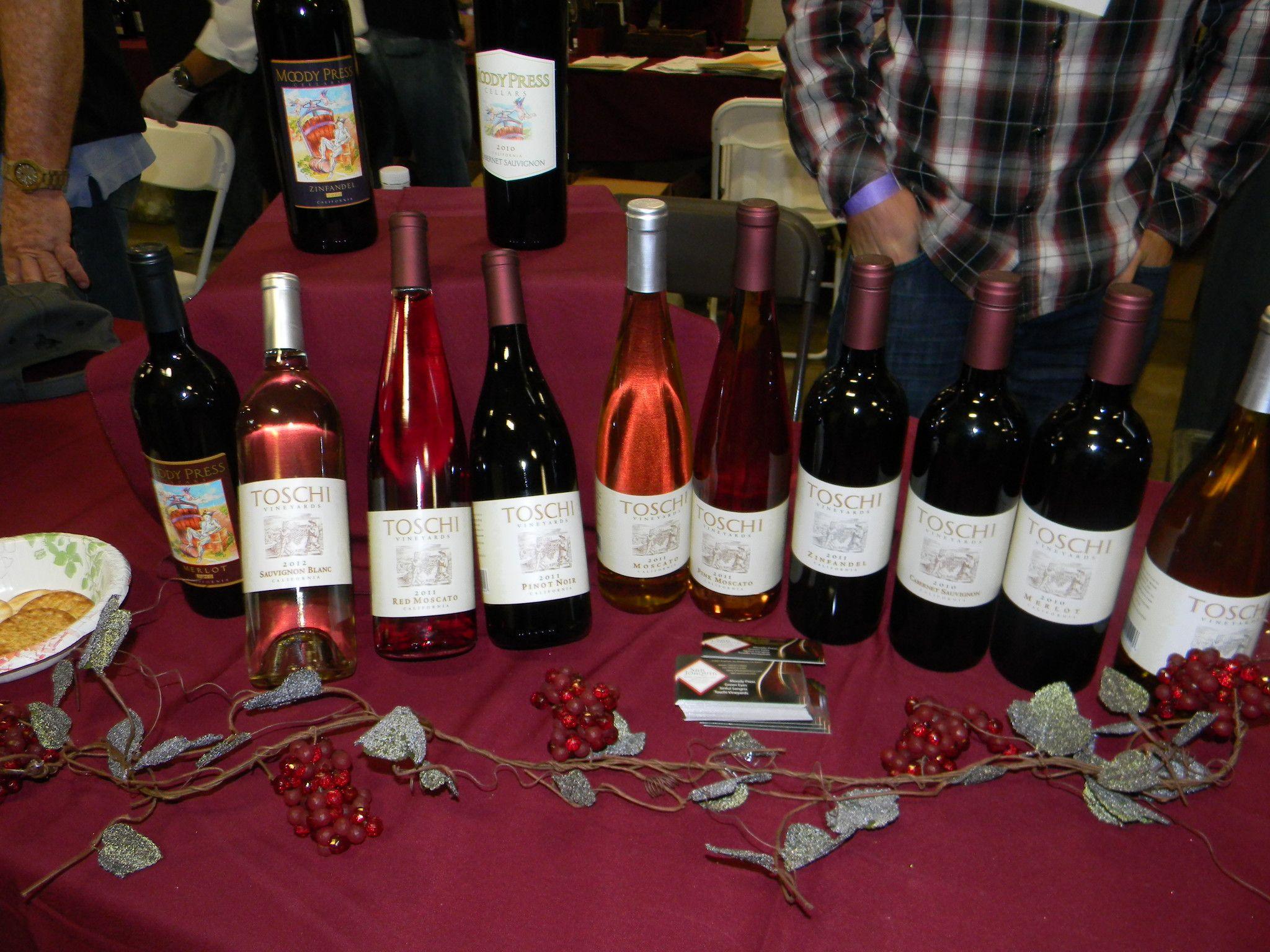 San Joaquin Wine Co Madera California Wine Bottle Wine Madera
