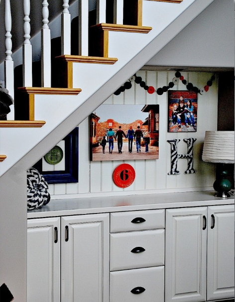 Superb Maximize Space Under The Stairs (another Cool U0027under The Stairsu0027 ...