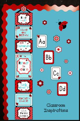Behavior+Clip+Chart+-+Coordinates+with+Ladybugs+and+Dots+Classroom+Theme+from+Classroom+Inspirations+on+TeachersNotebook.com+-++(19+pages)++-+Ladybugs+and+Dots+classroom+themed+Behavior+Clip+Chart+is+the+perfect+tool+for+classroom+management.++It+can+also+be+edited+to+match+your+behavior+system.
