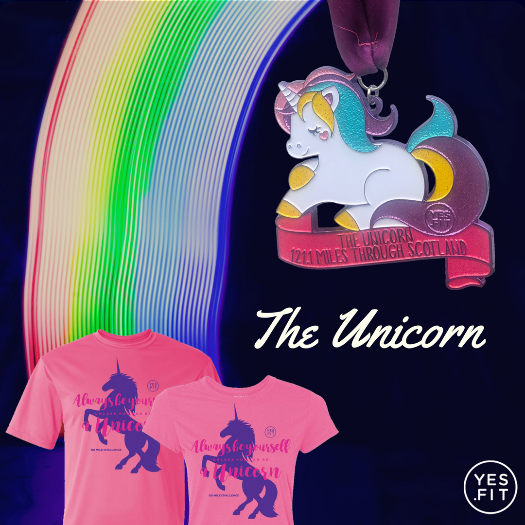 Just because unicorns are mythical doesn't mean they haven