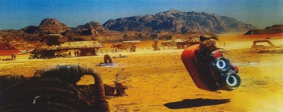 Star Wars VII Concept Art 11