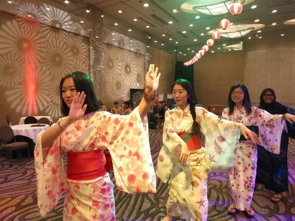 Obon Festival (Japan Times)