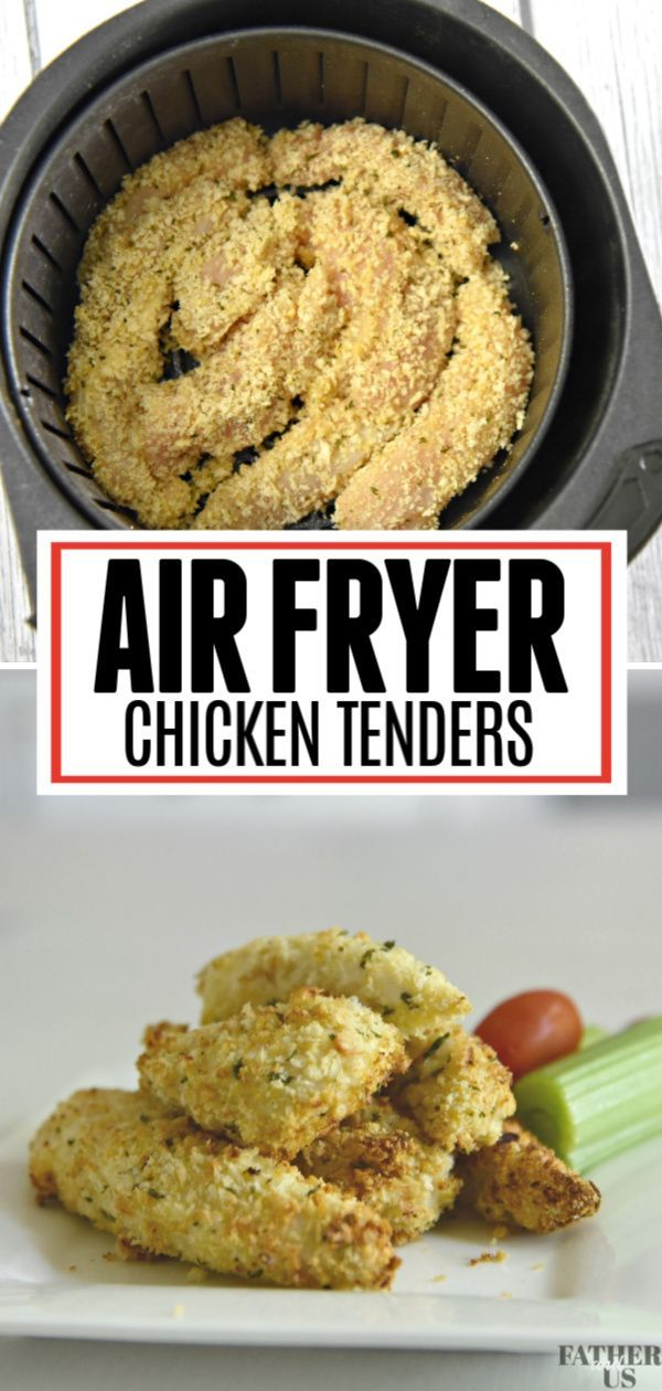 This is one of my favorite Air Fryer Recipes. These Panko