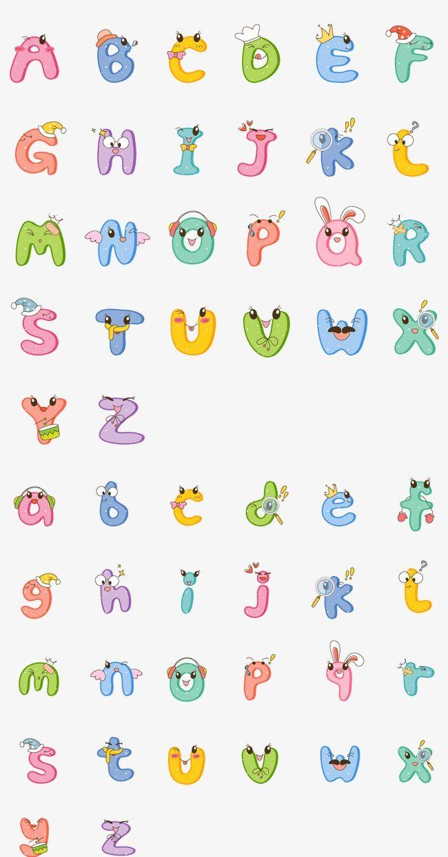 English Alphabet | Cute fonts alphabet, Funky fonts ...