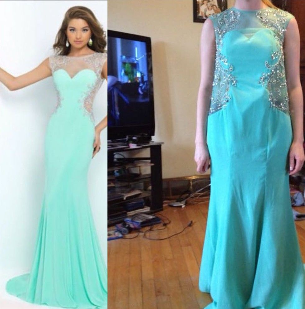 18 Reasons Why You Don\'t Order Prom Dresses Online | Humor ...