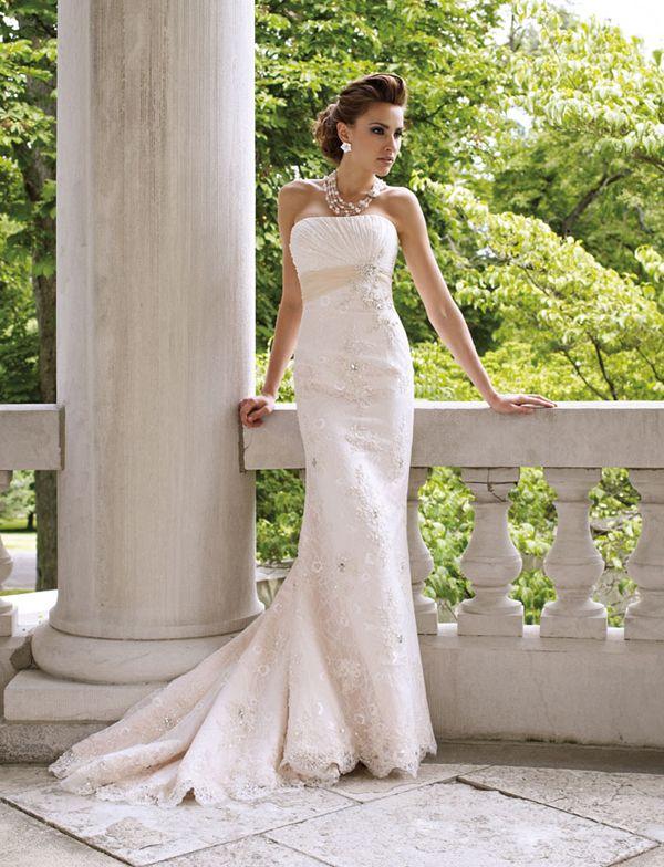 really tight wedding dresses | Types of Wedding Dresses ...