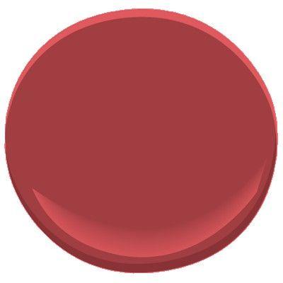 404 error | benjamin moore, walls and red paint colors