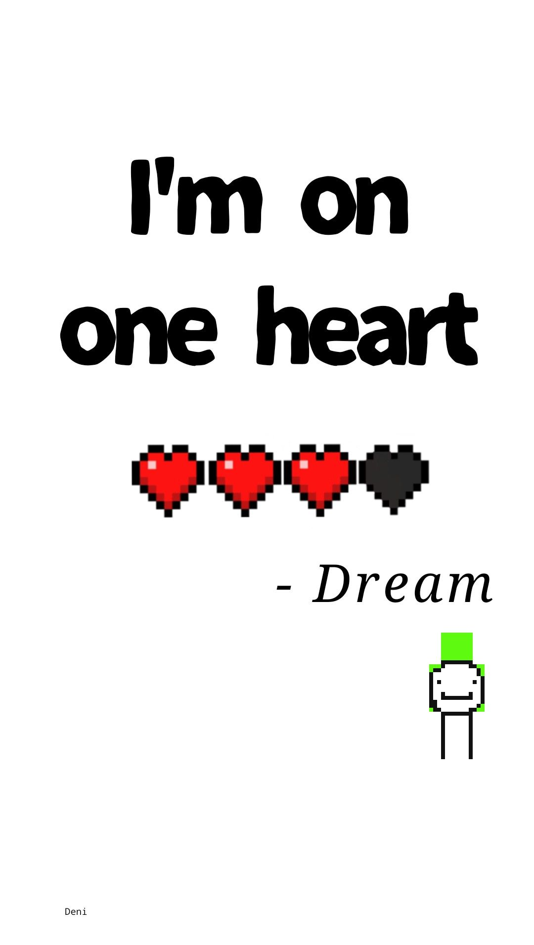 Dream Wallpaper Quote I M On One Heart My Dream Team Dream Team Team Wallpaper