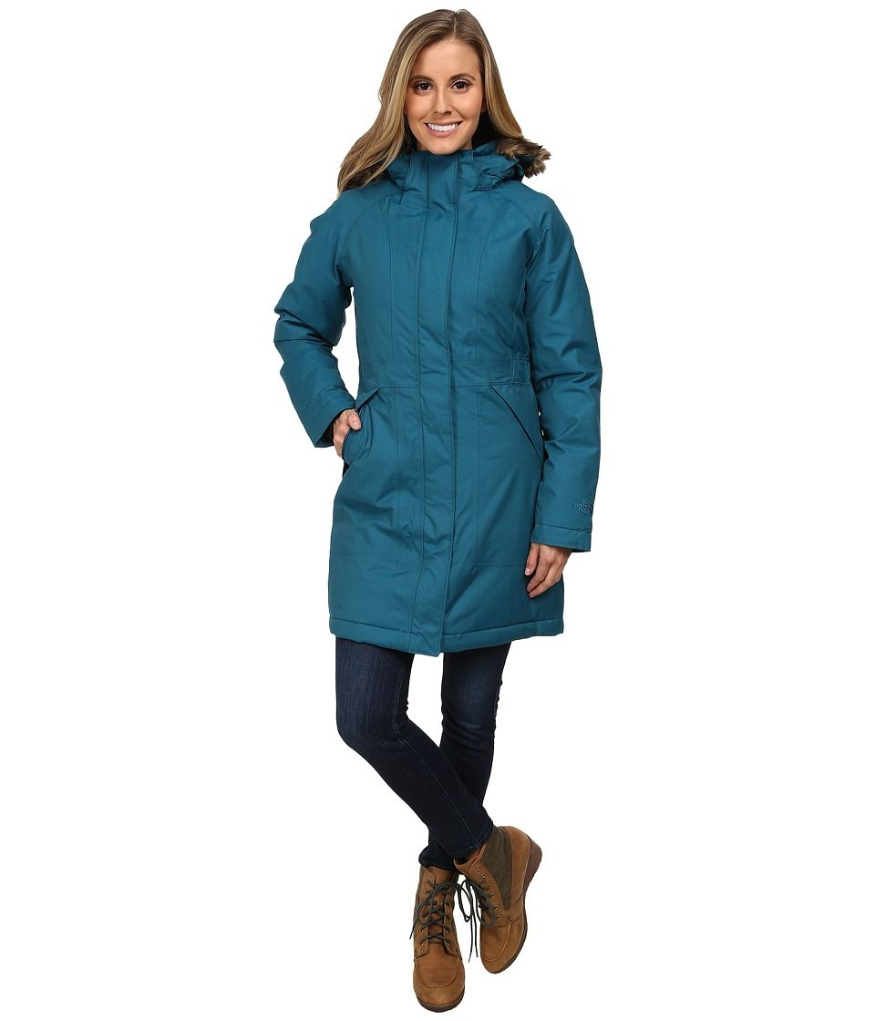 The North Face The North Face Arctic Parka Juniper Teal Women S Coat Thenorthface Cloth North Face Arctic Parka North Face Jacket Arctic Parka [ 1120 x 960 Pixel ]