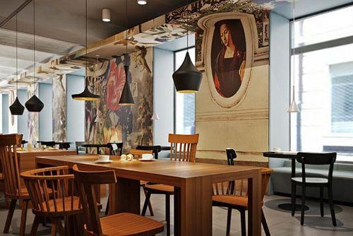 Cafe Magdalena Slovenia Cafe Interior Cafe Interior Design Interior
