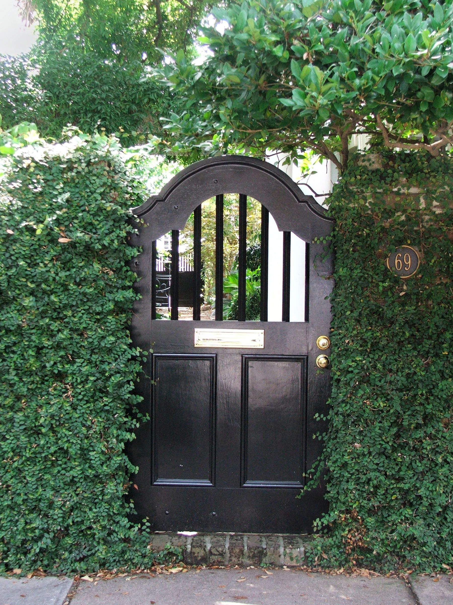 Garden design fancy garden gate design u landscape inc and garden