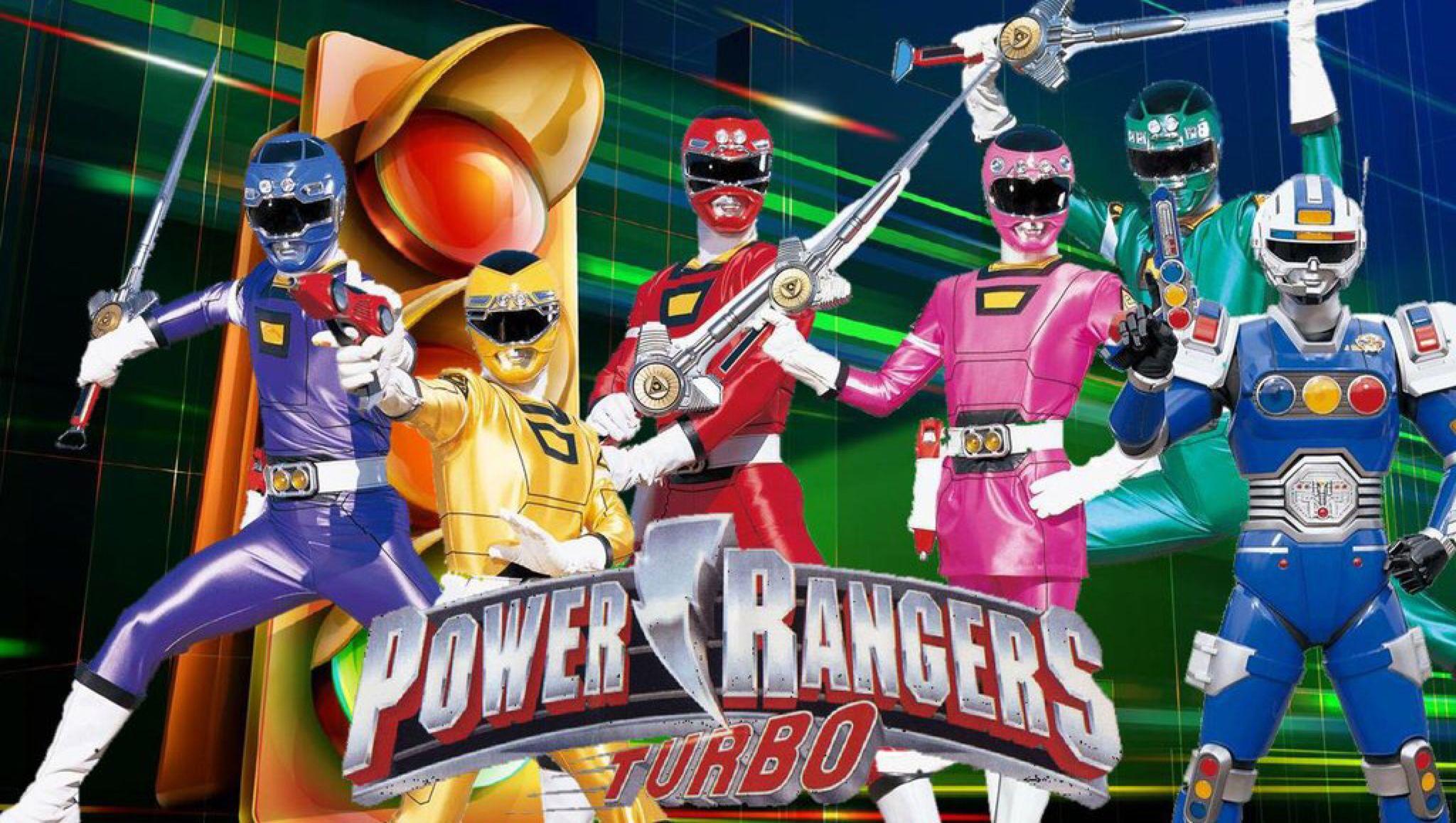 Power rangers turbo by butters101 on deviantart power for The range wallpaper sale