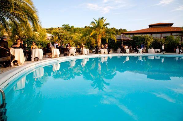 Location Esclusiva Matrimoni Foggia Hotel Le Ginestre Matrimonio