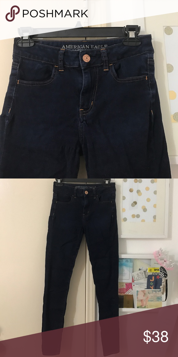 American Eagle Jeans Worn a few times but still great condition! American Eagle Outfitters Jeans Skinny