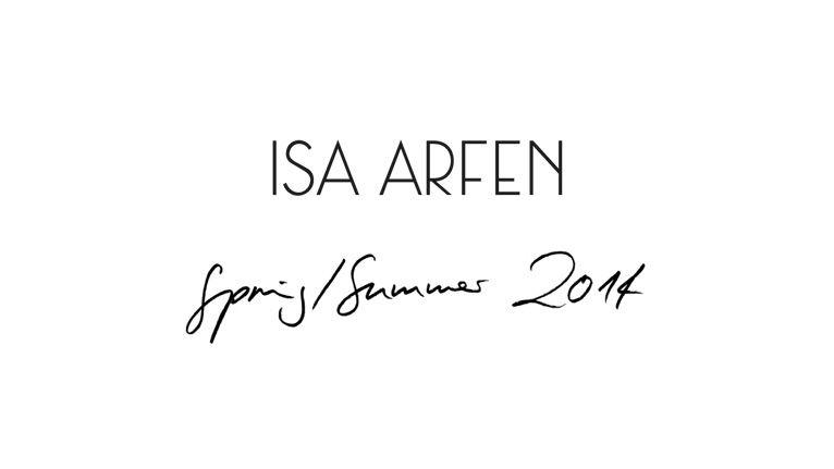 Isa Arfen | THIS IS Studio