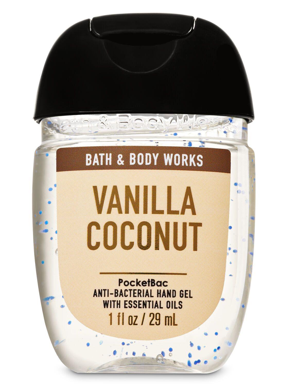 Vanilla Coconut Hand Sanitizer : vanilla, coconut, sanitizer, Works, Vanilla, Coconut, PocketBac, Sanitizer, Works,, Perfume,