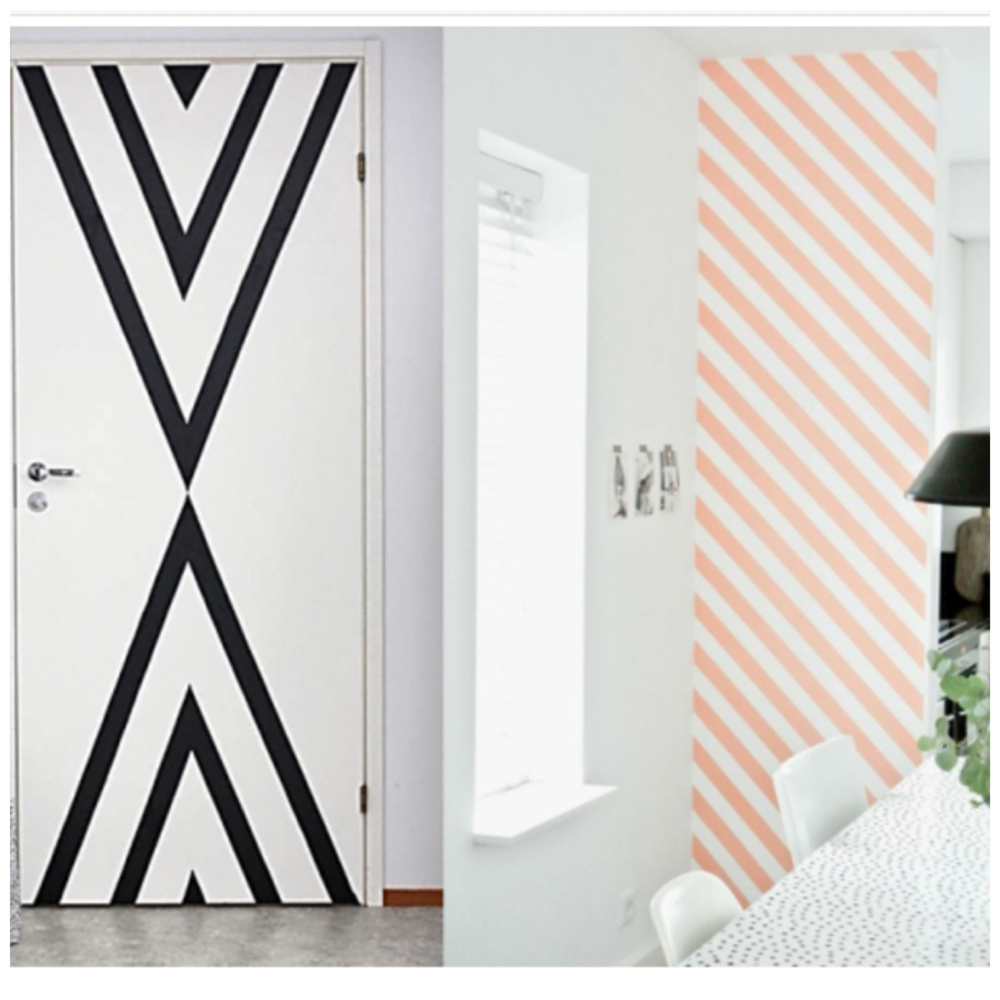 inspi masking tape inspiracje pinterest tape masking and masking tape. Black Bedroom Furniture Sets. Home Design Ideas