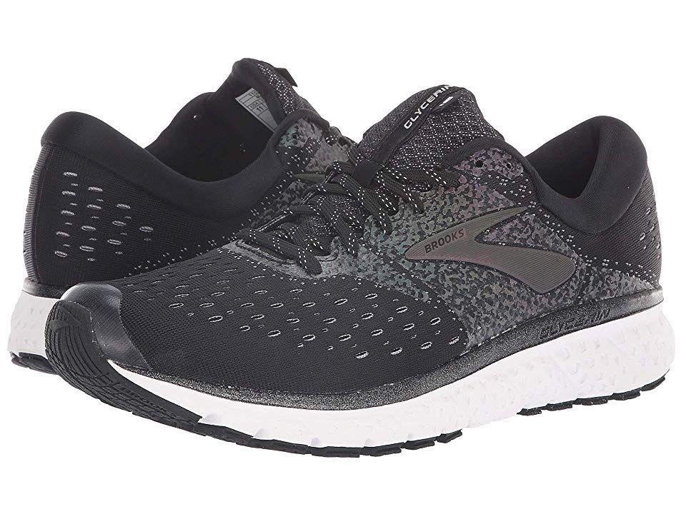 e054f174b696b Brooks Glycerin 16 (Reflective Black White Grey) Men s Running Shoes ...