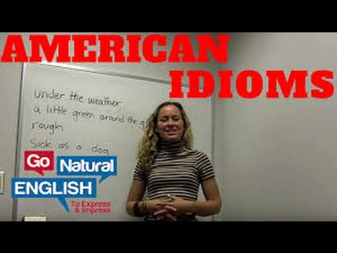 50 Natural Common Phrases in American English Words