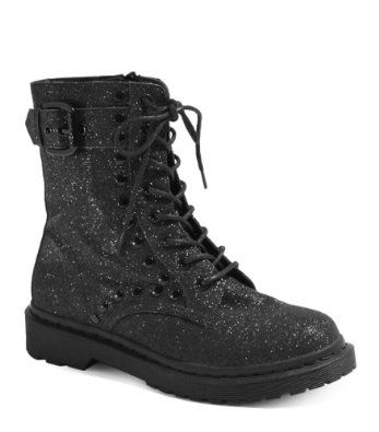 G by guess glitter combat boots  39 I have these and I LOVE them! So cute! d04cd877f4c
