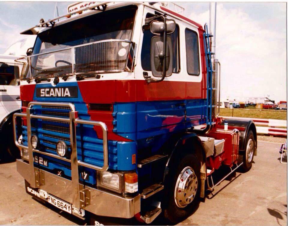 Scania 142 Camion