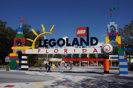 LEGOLAND Florida - Great for little kids and older kids who are fans ...