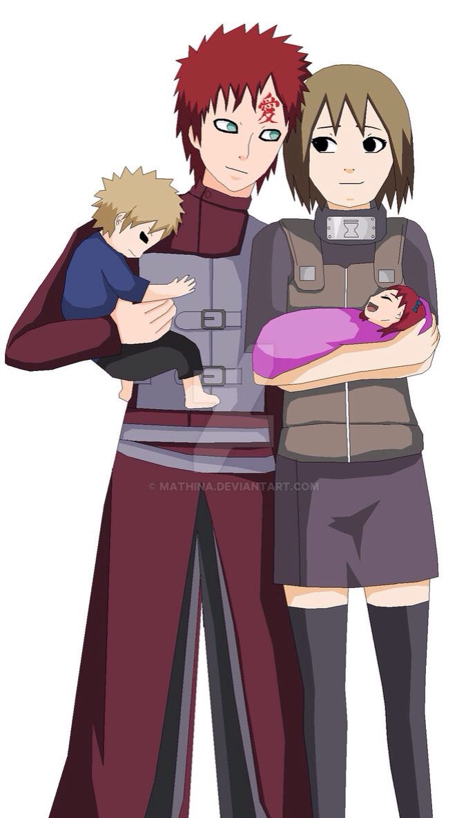 Gaara and Matsuri being adorable by Comfort. Done because ... |Naruto Matsuri And Gaara