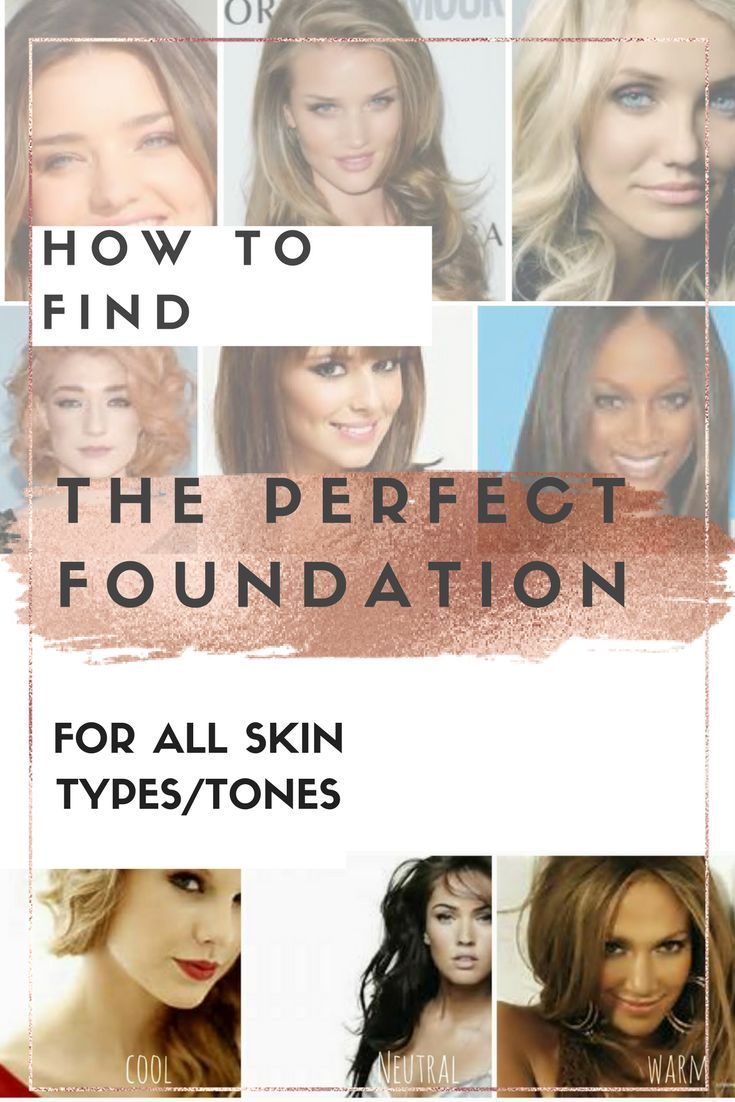 Drugstore Makeup Basics~ How To Choose The Perfect ...