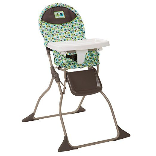 : Cosco Simple Fold High Chair, Elephant Squares