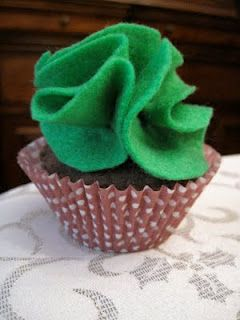 cupcake- nice & fluffy frosting