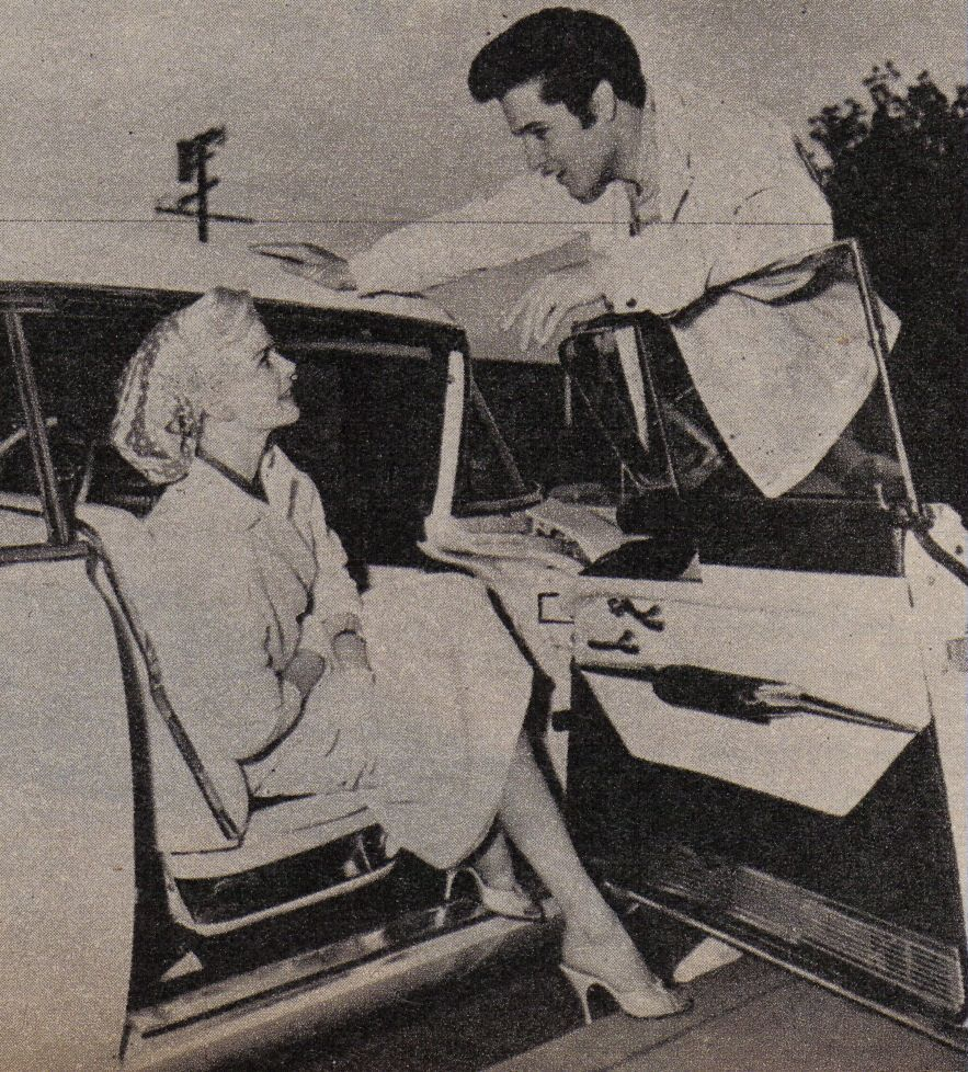 ♡♥Elvis with Barbara Lang♥♡