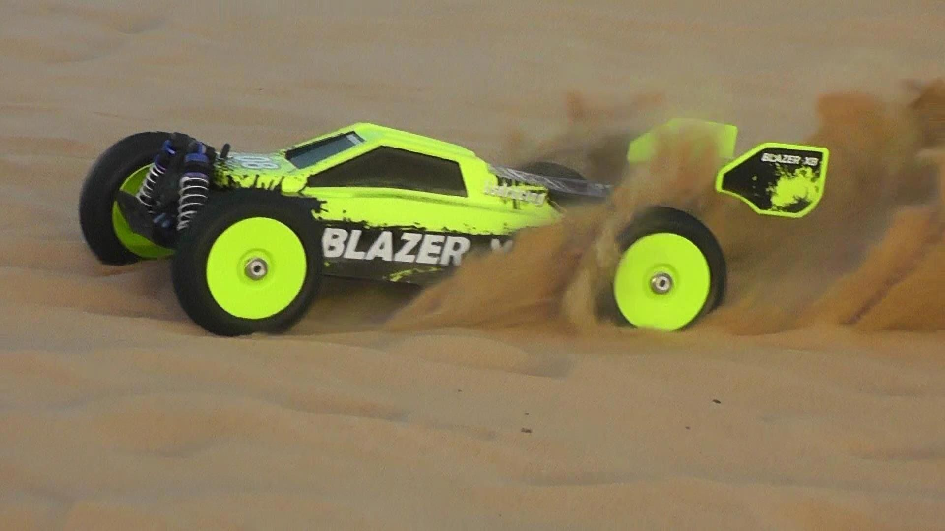 Blazer XB RC 4WD Electric Buggy Sand Bashing to a New Level