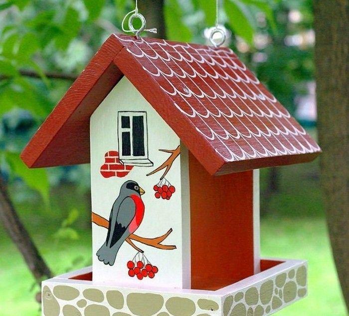 mangeoire oiseau