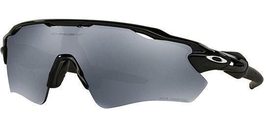227f23c9b8a8 ... clearance oakley radar ev path polarized mens sunglasses w black  iridium flash oo9208 ebay f5d60 e62c6
