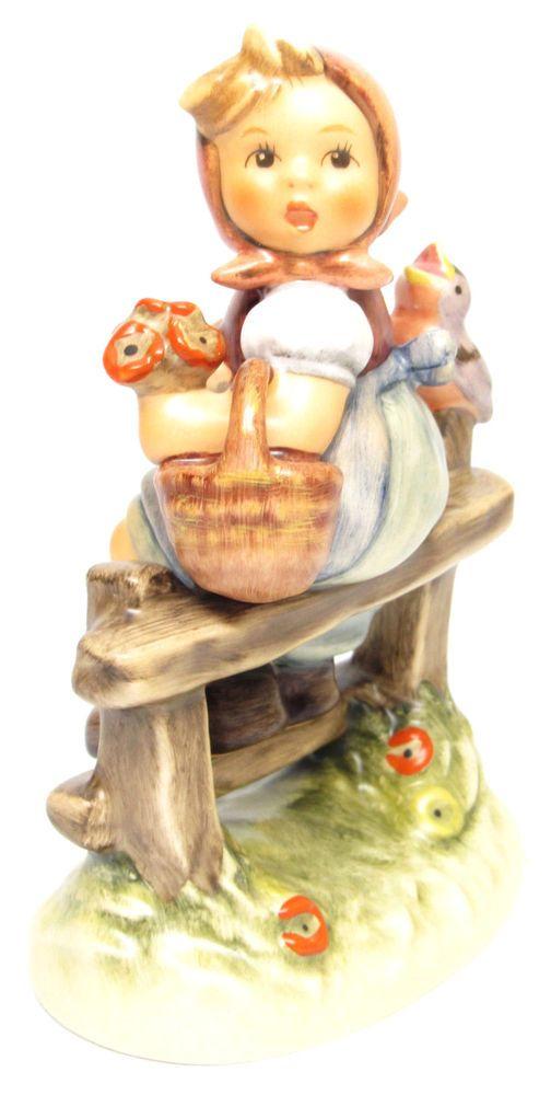 "MI Hummel Goebel Figurine "" Pay Attention "" Hum 426 3/0 TMK 7 with Box & CoA"
