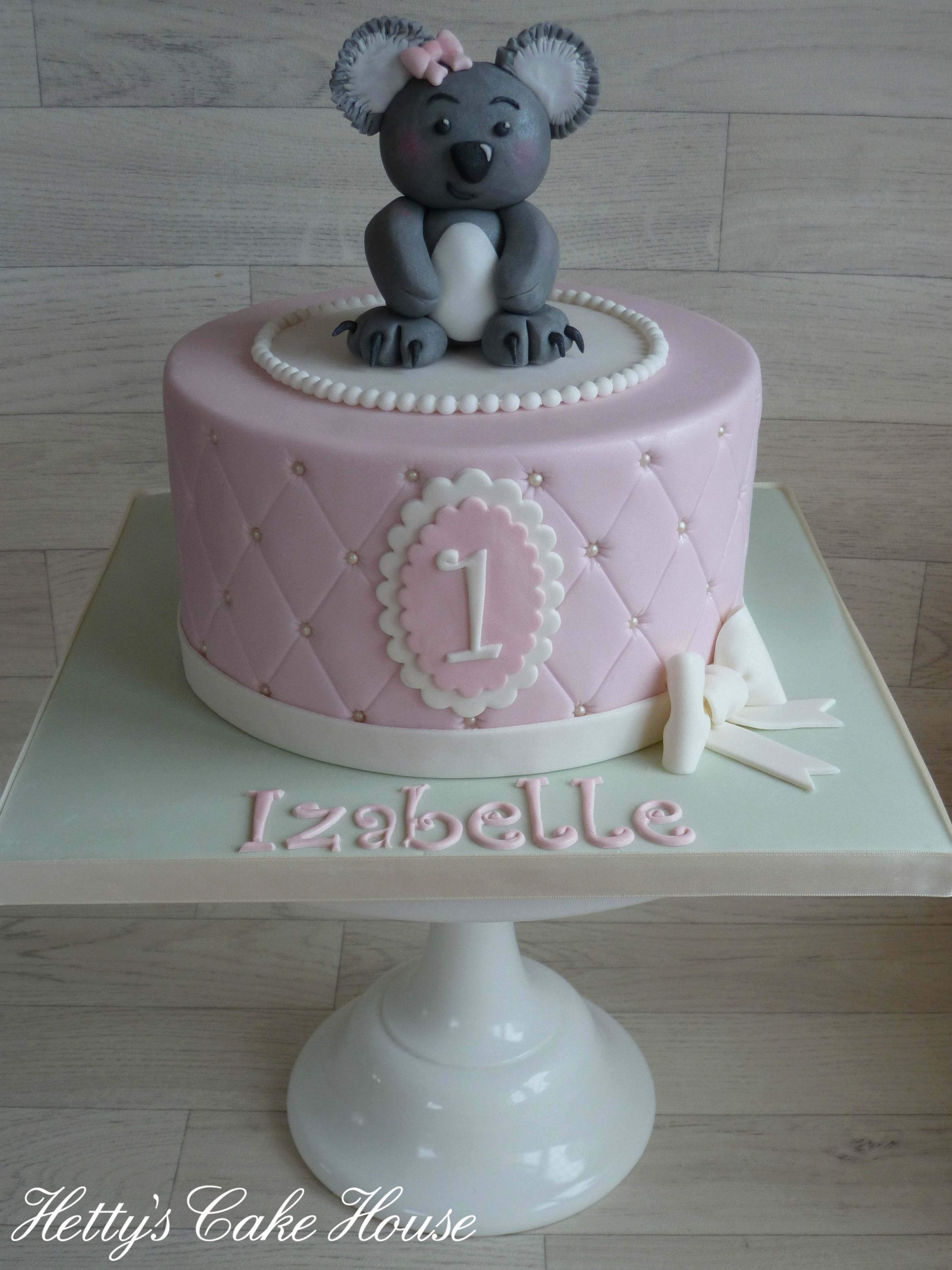 Koala Bear Themed Baby Shower : koala, themed, shower, Celebration, Cakes, Hettys, House, Cakes,, Princess, Birthday, Cake,, Shower