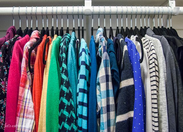 Lovely My Experience With The 40 Hanger Closet   Hey, Letu0027s Make Stuff