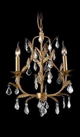 French provincial antique gold leaf traditional small chandelier 3 french provincial antique gold leaf traditional small chandelier 3 lights aloadofball Gallery