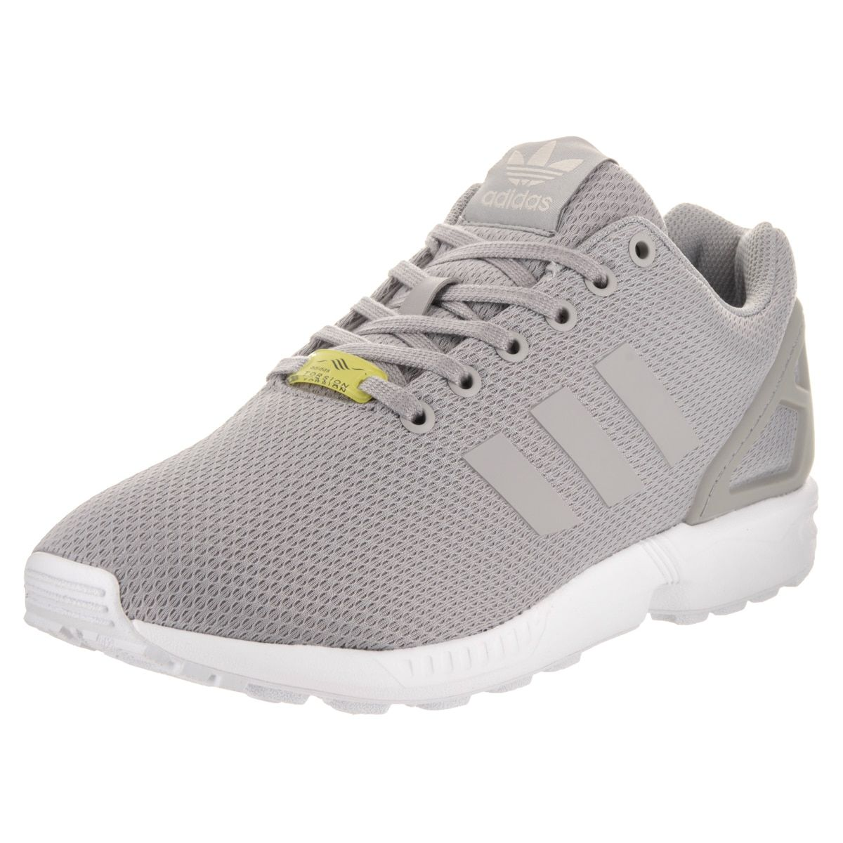 adidas Online Shop Adidas Zx Flux Shoes Grey Blue | Men