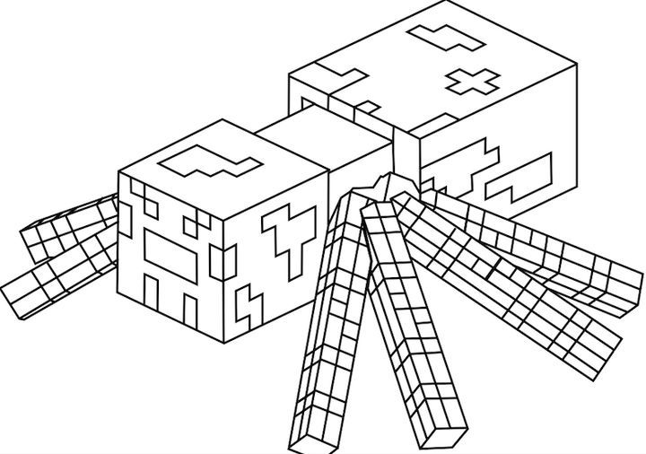 Coloring Pages - new coloring pages of the diamond minecraft