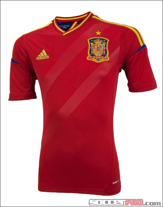 adidas Spain Home Jersey 2012-2013... 63.99  f4801c452