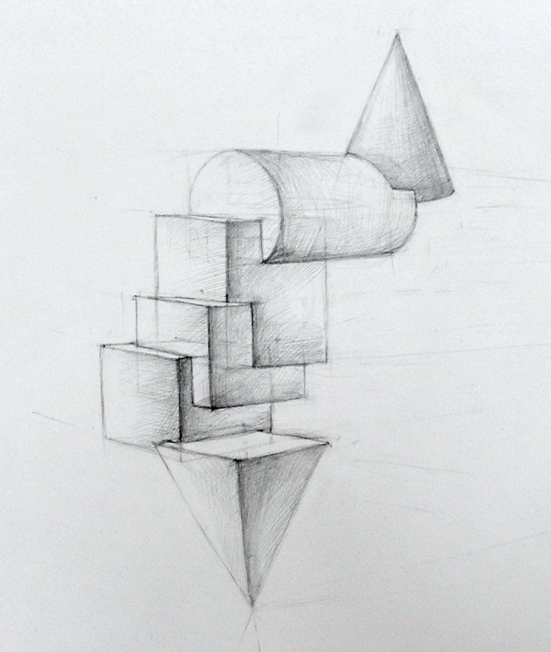 how to draw geometric shapes in word