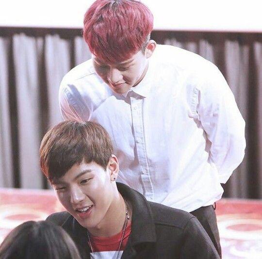 Shownu & Jooheon momentos