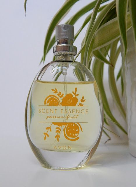 Avon Perfume Scent Essence Passion Fruit Bearwoods Avon Perfume