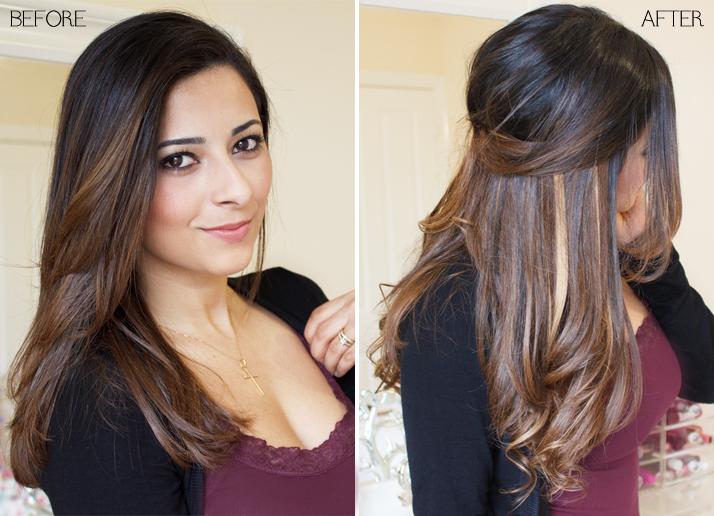 Foxy Clip In Highlighted Hair Extensions Hair Pinterest Hair