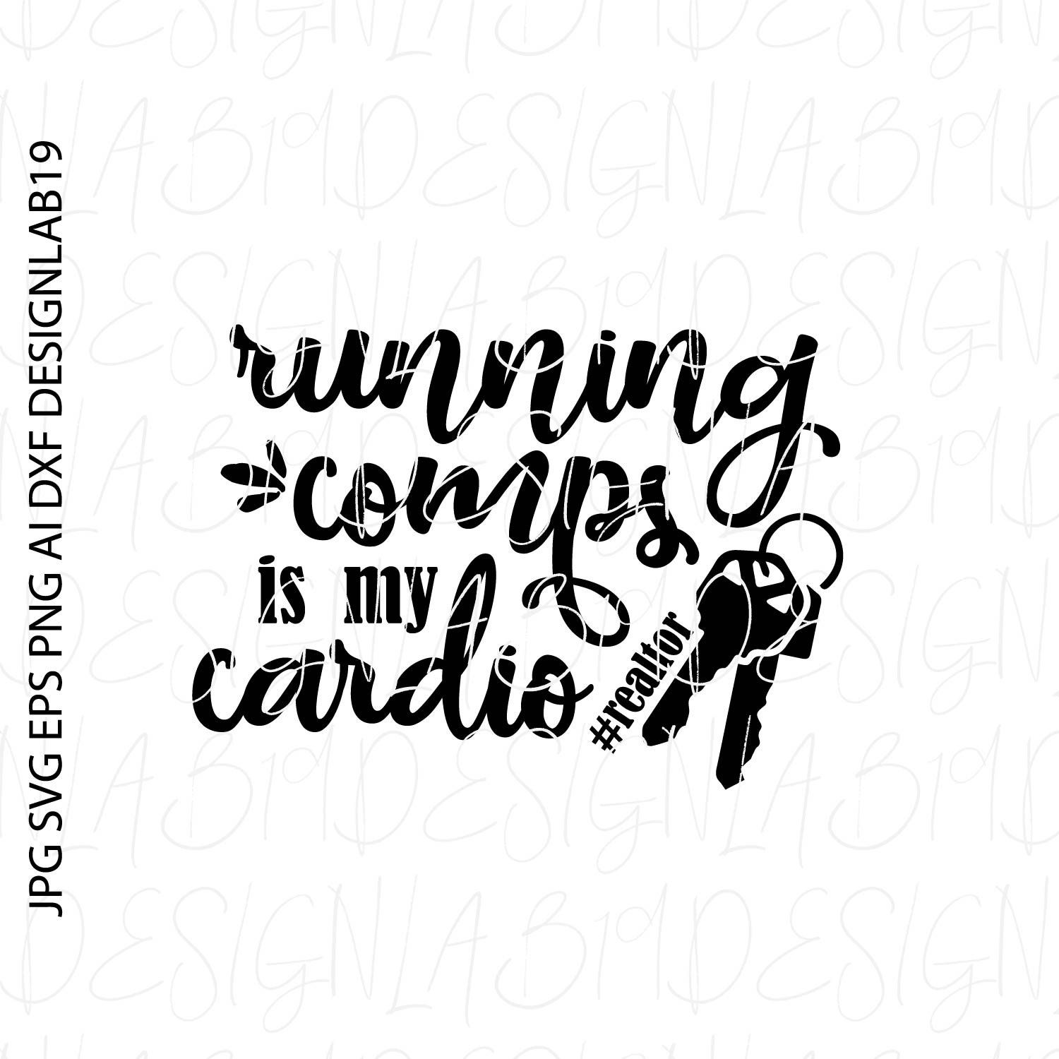 Running comps is my cardio svg realtor real estate htv