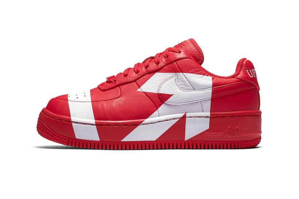 Giant Arrows Dominate on the Nike Air Force 1 Low Upstep