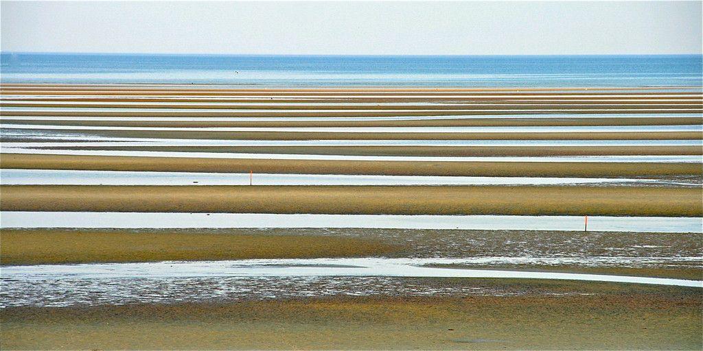 Skaket Beach Low Tide Orleans Ma