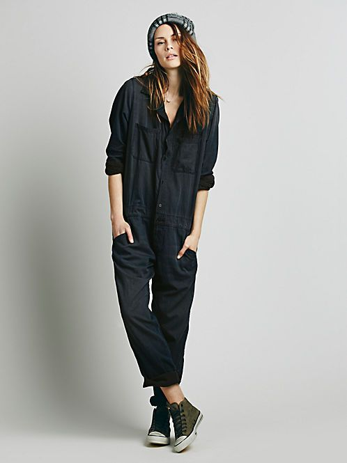 38020e322a73 Free people  Mechanic Jumpsuit  as long as we re dreaming here